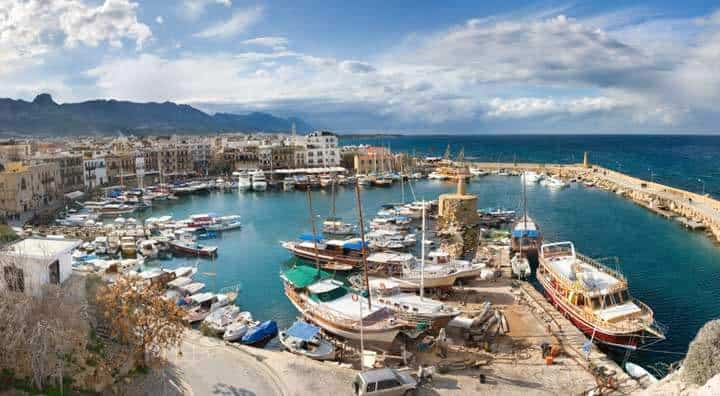 Kirenia-Castle-Northern-Cyprus