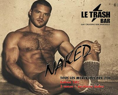 Marseille Gay Bar Guide