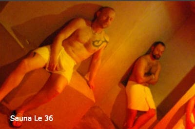 Saune gay di Montpellier