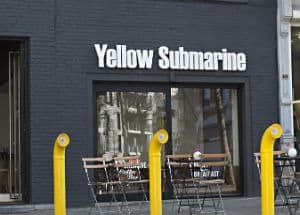مبيت وإفطار Yellow Submarine