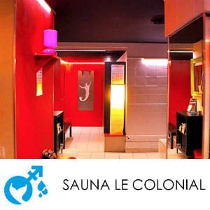 Sauna Le Colonial - ΚΛΕΙΣΤΟ