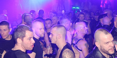 Gay Sauna Antwerp