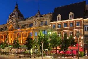 Gay Antwerp · Hotels