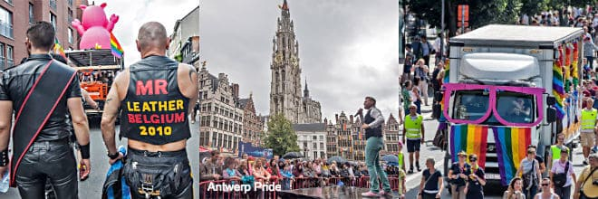 Gay Antwerp