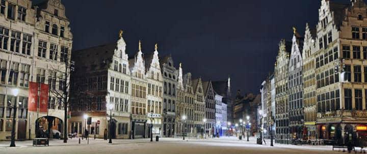 Gay Anvers · Hôtels