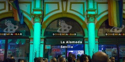 Bohemia Bar – CLOSED