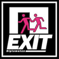 Exit @ Diplomaten – reported CLOSED