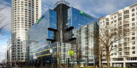 Holiday Inn Express Rotterdam – Central Station