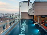 โรงแรมอินดิโกมาดริด - กรานเวีย