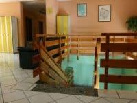 Le sauna de la ville