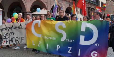 Leipzig CSD Gay Pride main