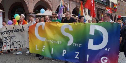 Leipzig CSD Gay Pride utama