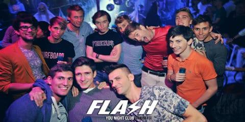 TravelGay توصية FLASH Tea Dance @ You Night Club