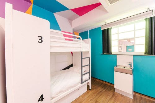 London gay hostel