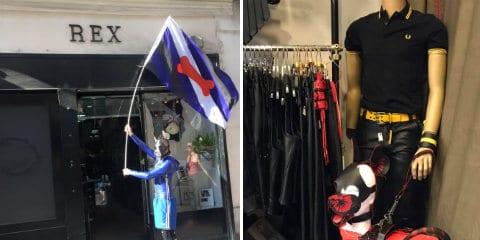 REX Fetish Shop