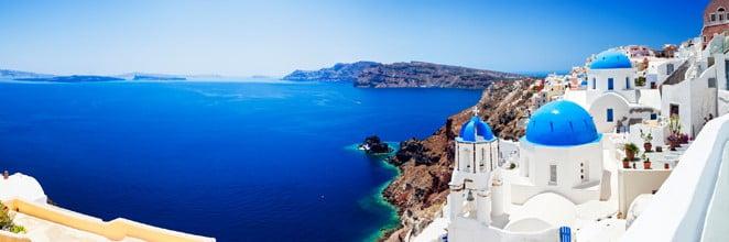 Visitare Santorini?