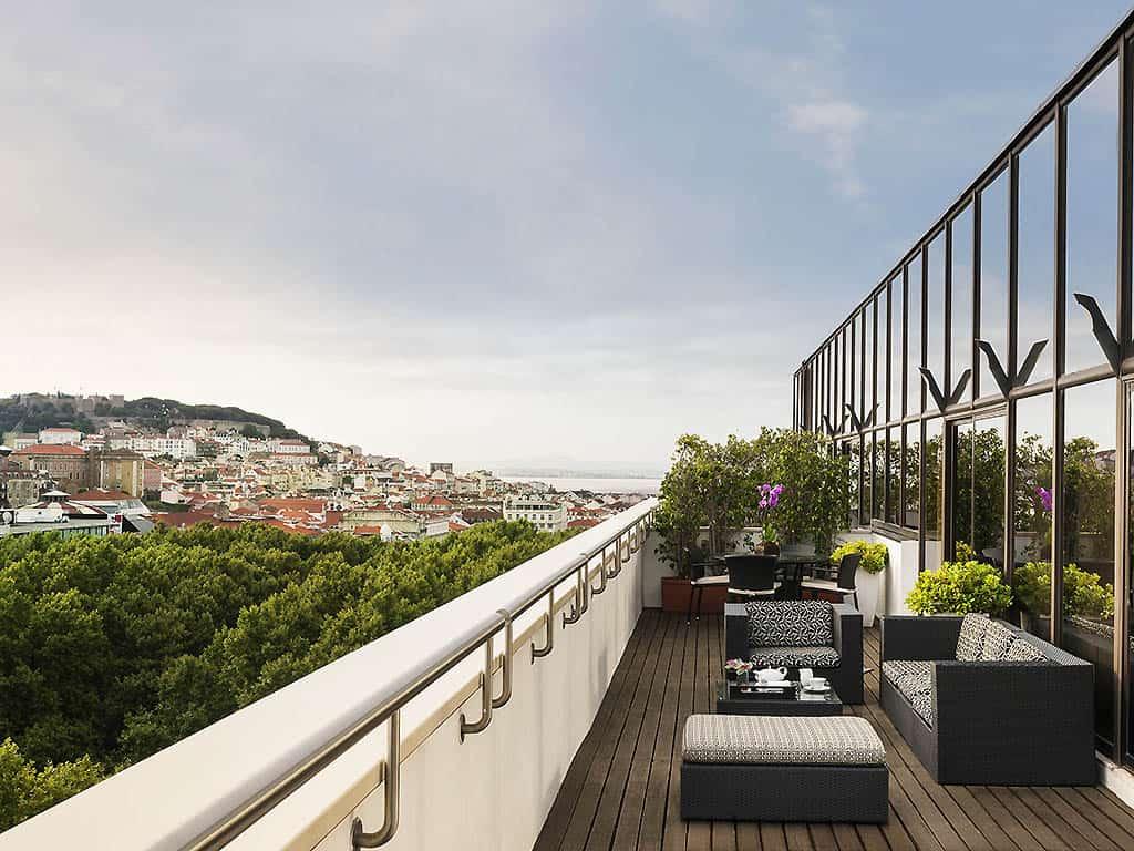 Sofitel Lisbon Liberdade Hotel