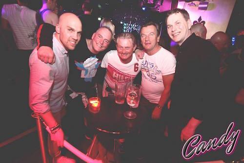 The candy club amsterdam