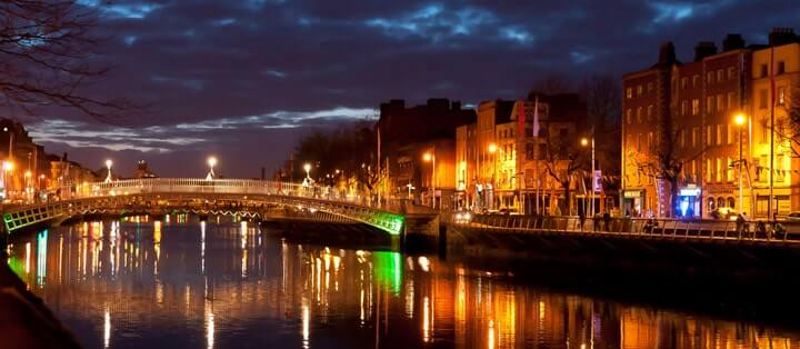 Dublin hotel guide for gay travellers