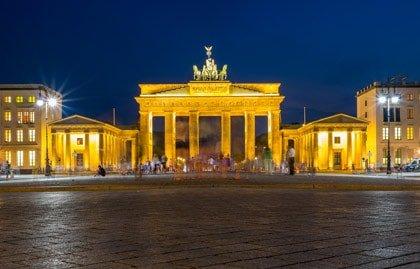 Berlin – Wild Days, Wilder Nights