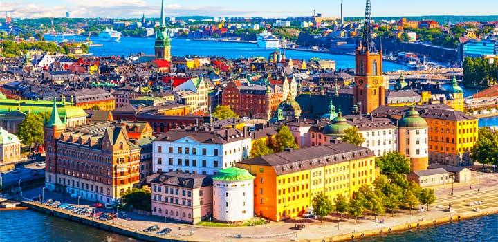 Gay Stockholm · Guide de la ville