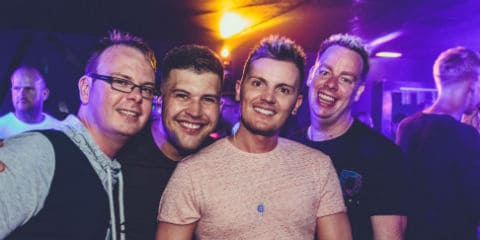 Clubs de danse gay à Edimbourg
