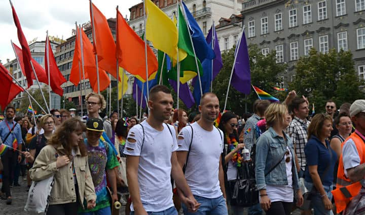 Prague Gay Pride 2021