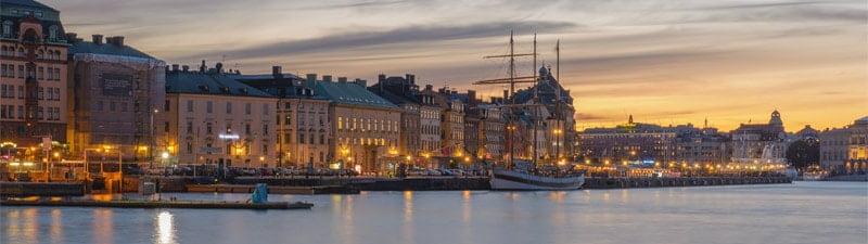 Soirées et événements gays à Stockholm