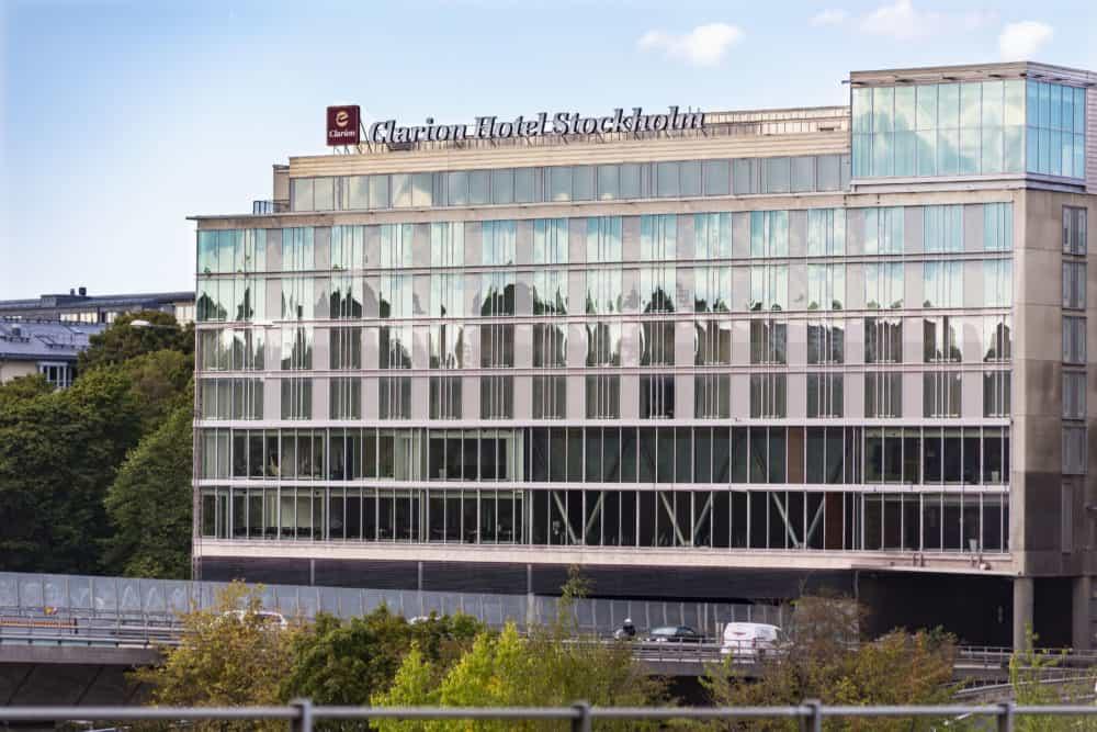 Clarion Hotel สตอกโฮล์ม