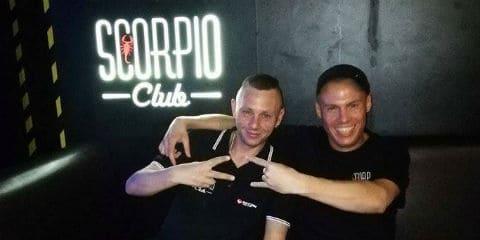 Scorpio Club – CLOSED