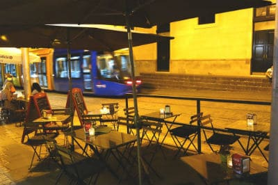Gay Tenerife · Restauranter og caféer