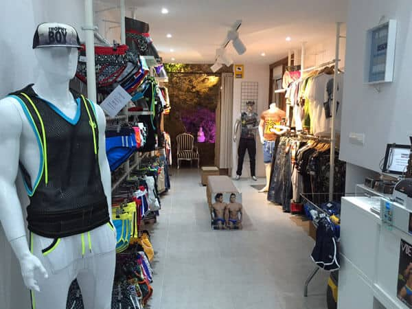 Boutiques gays Berlin