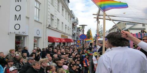 Q – Queer Student Association (Q – Félag)