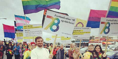 TravelGay aanbeveling The National Queer Organization (Samtökin '78)