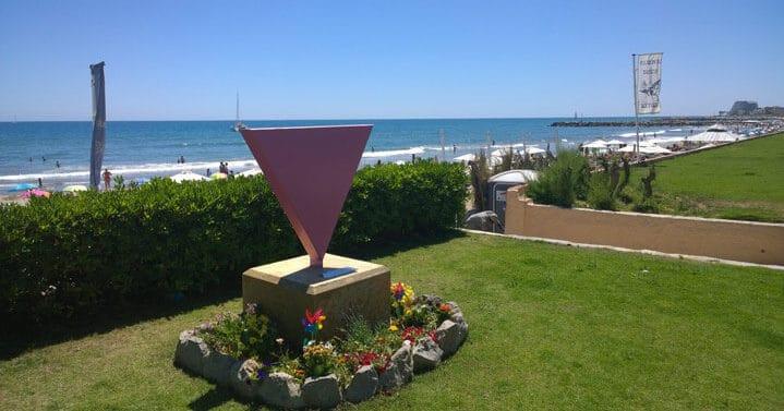 Μνημείο Sitges κατά της ομοφοβίας