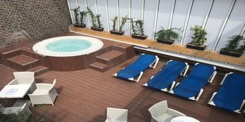 Les Bains Gay Sauna Lille Terrace
