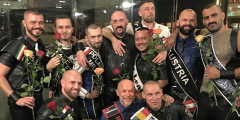 Club di crociere gay di Helsinki