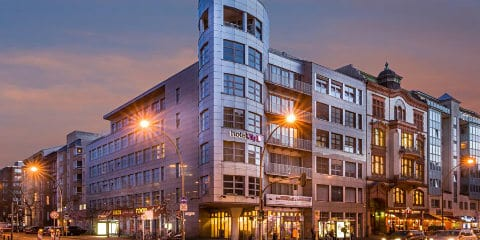 Novum Hotel City B Berlin Zentrum