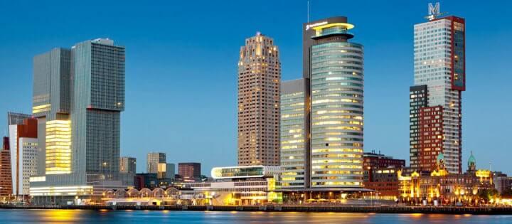 Gay Rotterdam · Hotels