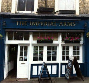 The Imperial Arms – CLOSED