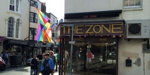 THE ZONE Bar