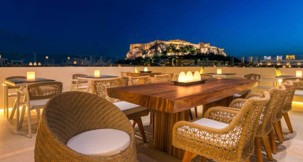 فندق سنترال أثينا