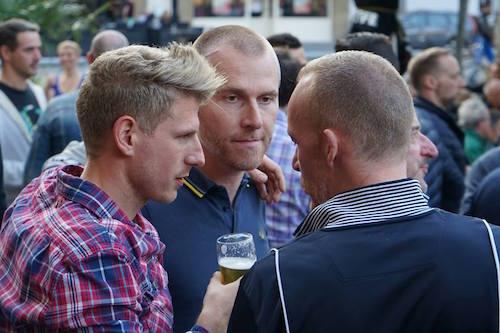 Bars gays d'Anvers