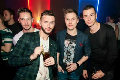 Bars Gay à Moscou