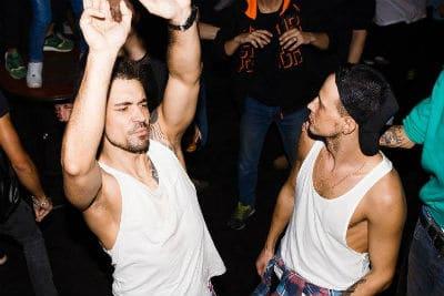 Moskva homoseksuelle danseklubber og fester