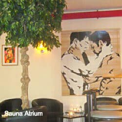 Sauna Atrium – CLOSED