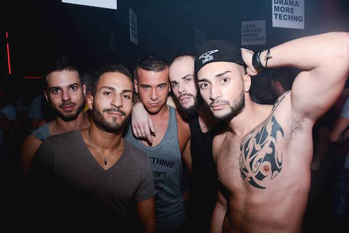 GAY DISCO PARIS