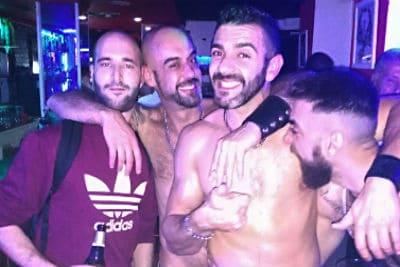 أشرطة مثلي الجنس ماربيلا