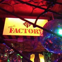 Men's Factory – closed