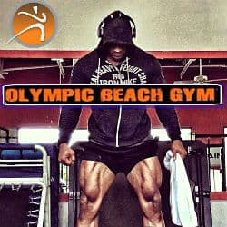 Olympic Beach Gym (Julios)